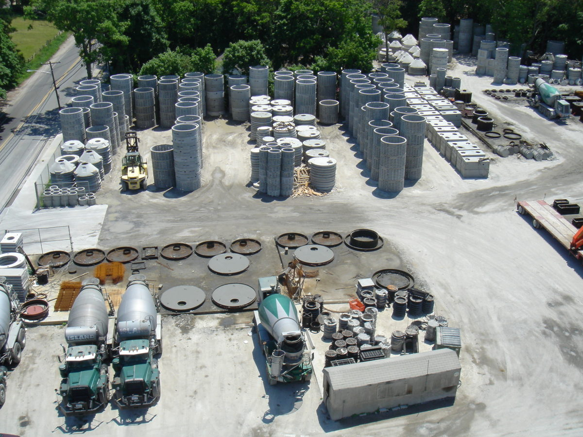 Precast yard2_Diamond Precast